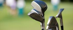 Bild - Golfequipment